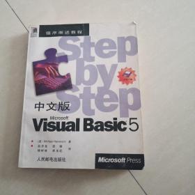 中文版Microsoft Visual Basic 5