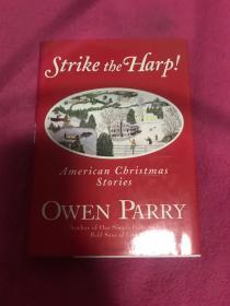 Strike the Harp!: American Christmas Stories