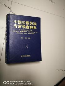 中国少数民族专家学者辞典