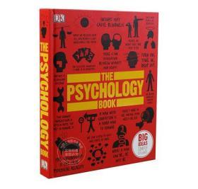 The Psychology Book. (Dk) [心理学] 英文原版