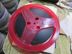 蜜蜂的语言 16毫米科教片电影胶片电影拷贝 全新0场 1卷全原护 甲等 彩色
