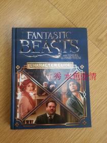 神奇的动物在哪里人物指南 美版Fantastic Beasts and Where to Find Them: Character Guide