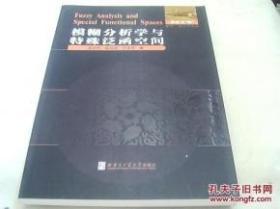 【正版】数学·统计学系列:模糊分析学与特殊泛函空间