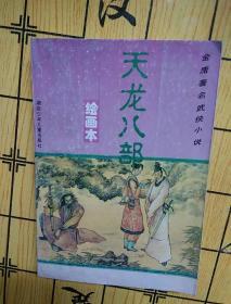 金庸著名武侠小说(绘画本)第一辑:天龙八部