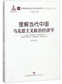 中国特色社会主义政治经济学名家论丛·第二辑·理解当代中国马克思主义政治经济学