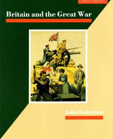 Britain and the Great War Paper (A SENSE OF HISTORY SECONDARY)