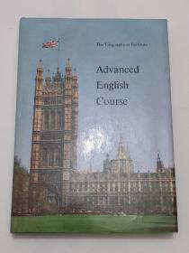 Advanced English Course (高级英语课程 1971年出版、精装)