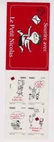 新票收藏 le petit nicolas 小淘气尼古拉套票14张全 法国2009邮票