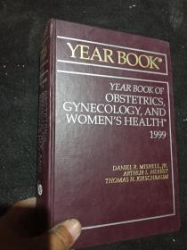 The Year Book of OBSTETRICS,gynecology  AND GYNECOLOGY 1999