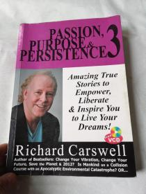 Passion, purpose and persistence 3