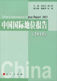 中国国际地位报告(2015)