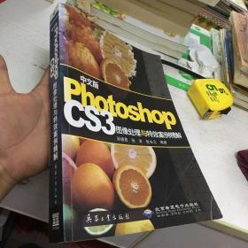 中文版Photoshop CS3图像处理与等效案例精解