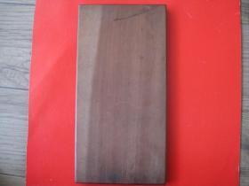 旧碑帖拓本 《楷书千字文》 折页式折经装亮墨精拓木版夹一套全