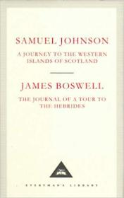 A Journey to the Western Islands of Scotland & The Journal of a Tour to the Hebrides (英语)