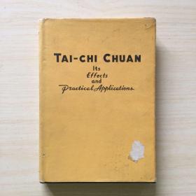 TAI-CHI CHUAN  (精装,有护封)