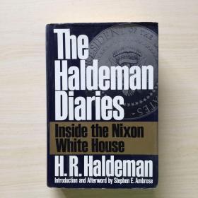 The Haldeman Diaries: Inside the Nixon White House  (精装)