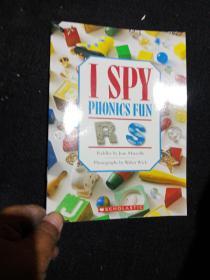 I spy phonics fun...