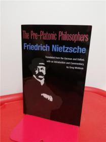 The Pre-Platonic Philosophers (前柏拉图之哲学家)尼采著作
