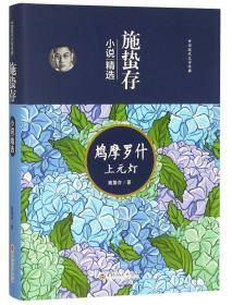 鸠摩罗什上元灯施蛰存小说精选/中国现代文学经典