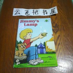 英文原版《jimmys lamp》derek and michelle brookes