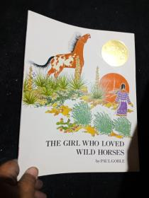 THE GIRL WHO LOVED WILD HORSES...