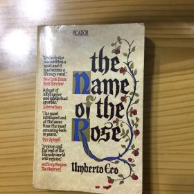 THE NAME OF THE ROSE UMBERTO ECO