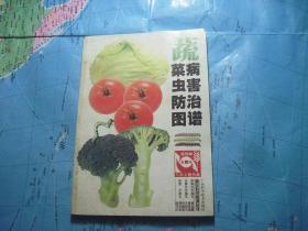 蔬菜病虫害防治图谱.