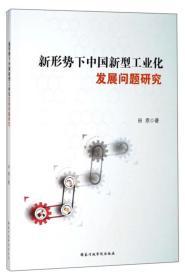 新形势下中国新型工业化发展问题研究