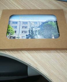 张裕酒文化博物馆 明信片 共6张  带牛纸封皮
