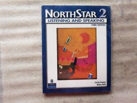 NorthStar Listening and Speaking 2 with MyNorthStarLab 【未开封】