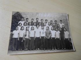 1964年学友重逢合影