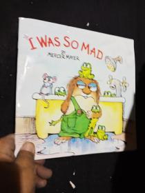 I Was so Mad [平装] [3岁及以上] [我要发疯了]
