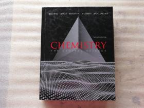 CHEMISTRY THE CENTRAL SCIENCE【精装.大16开】英文原版..实物拍图
