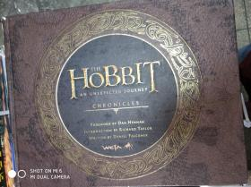 特价现货~The Hobbit: An Unexpected Journey: Chronicles 霍比特人:意外旅程