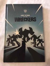 变形金刚 雷霆救援队  英文原版 Transformers: Last Stand of the Wreckers