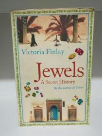 Jewels A Secret History by Victoria Finlay (旅行) 英文原版书