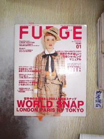 日文  FUDGE  2011  91