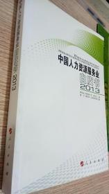 中国人力资源服务业白皮书(2013)