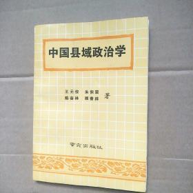中国县域政治学