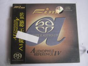 CD 光盘 唱片      一听钟情 FIM DSD AUDIOPHIL REFERENCE IV