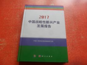 中国战略性新兴产业发展报告2017 (精装)