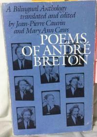 安德烈·布勒东诗选 :  Poems of Andre Breton : A Bilingual Anthology