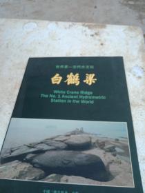 世界第一古代水文站-白鹤梁:[中英文本]