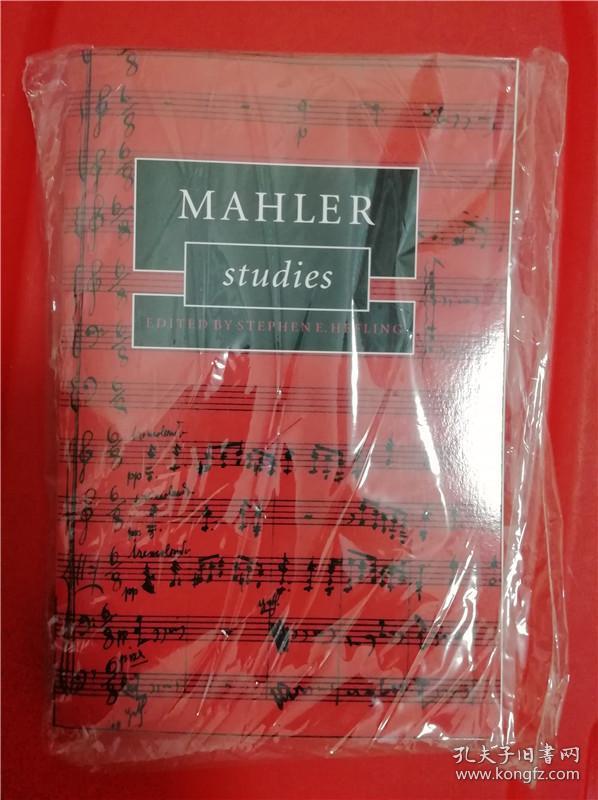 Mahler Studies (马勒研究)研究文集