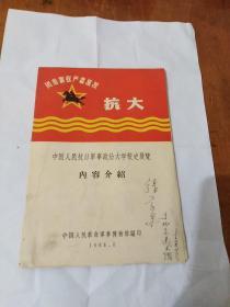 抗大(中国人民抗日军事政治大学校史展览)