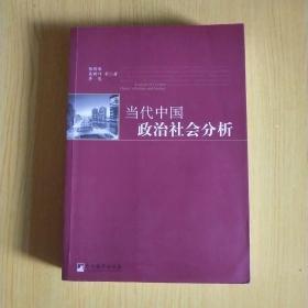 当代中国政治社会分析
