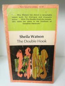 The Double Hook by Sheila Watson (加拿大文学)英文原版书