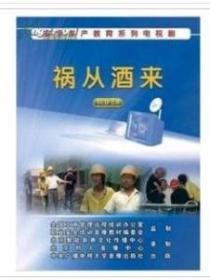 2019安全月- 安全生产电视剧——祸从酒来 1VCD  1E19c