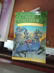 [现货特价]The Knight at Dawn (Magic Tree House #2)  神奇树屋系列2:黎明骑士 英文原版9780679824121
