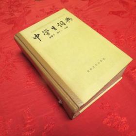 中学生词典